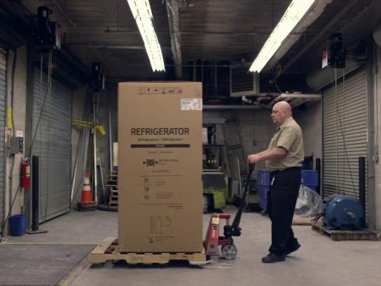 CA Technologies Film Ad - The fridge