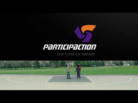 ParticipACTION Film Ad -  Make Room for Play - Basketball