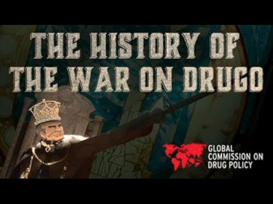 Global Commission on Drug Policy Digital Ad -  War on Drugo