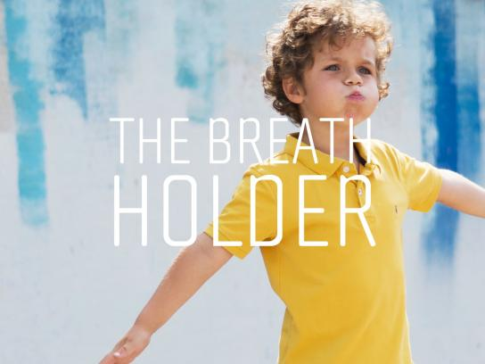 Cancer Society of Finland Film Ad -  The Breath Holder