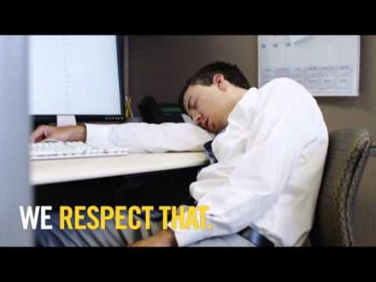 Eat24 Film Ad -  Respect
