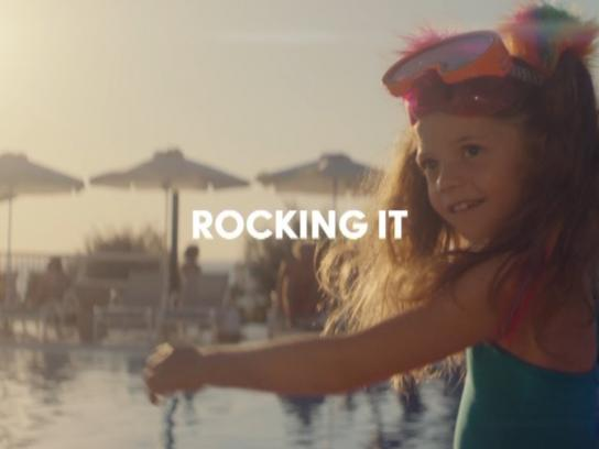 Thomas Cook Film Ad - Rocking It