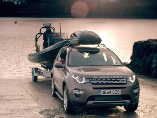 Land Rover Digital Ad -  The Hibernot Family, Day 5