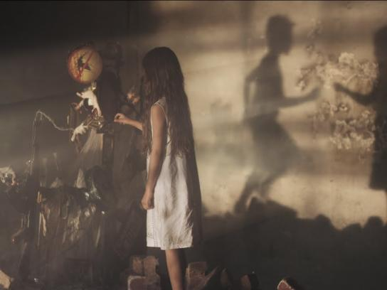 Human Appeal Film Ad -  Shine a light