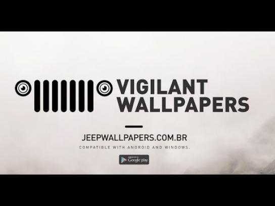 Jeep Digital Ad - Vigilant wallpapers