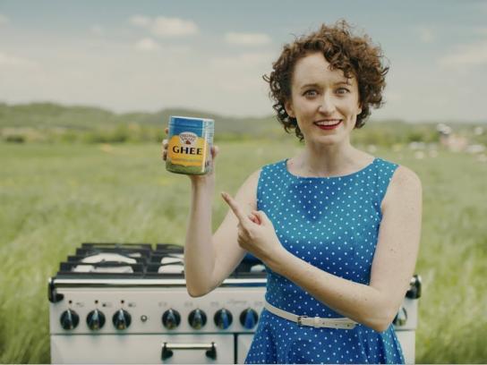 Organic Valley Film Ad - Gheelish Any Dish