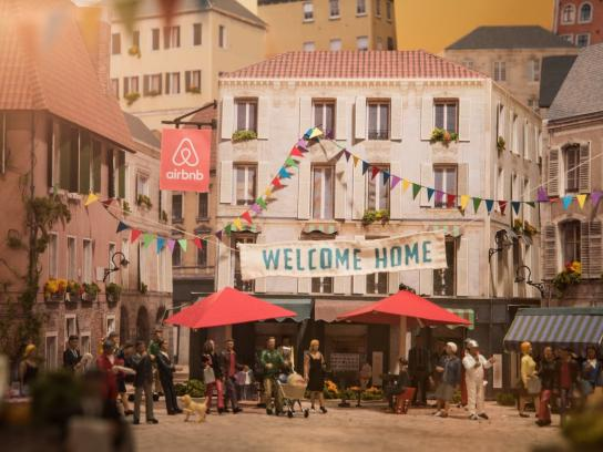 Airbnb Film Ad -  Welcome to Airbnb