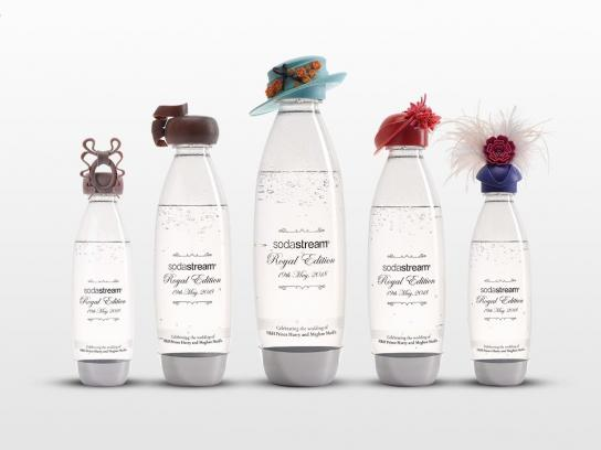 SodaStream Film Ad - Royal Wedding Bottles Edition