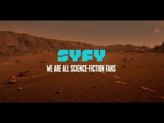 Syfy Channel Film Ad - Red Planet