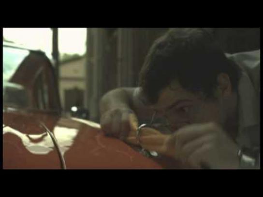 Targifor Film Ad -  Old car
