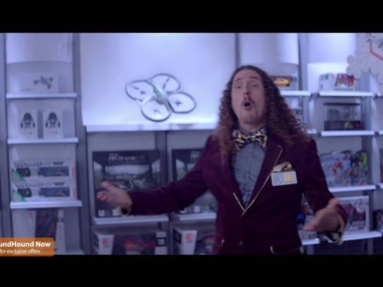 RadioShack Film Ad -  Weird Al