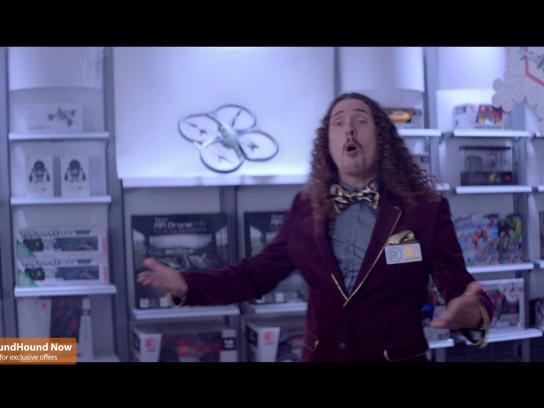 RadioShack Film Ad -  Weird Al