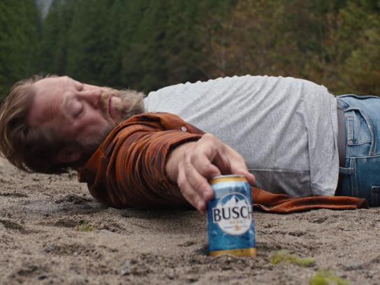 Busch Film Ad - Bear