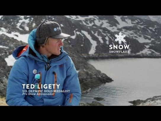 The Climate Reality Project Film Ad -  Olympic Gold Medalist Ted Ligety is Pro Snow