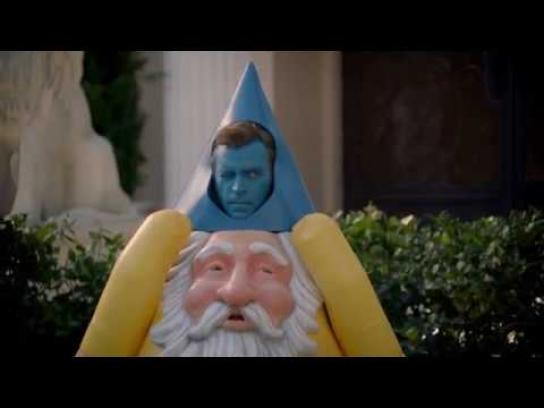 Huntington Bank Film Ad - Gnome