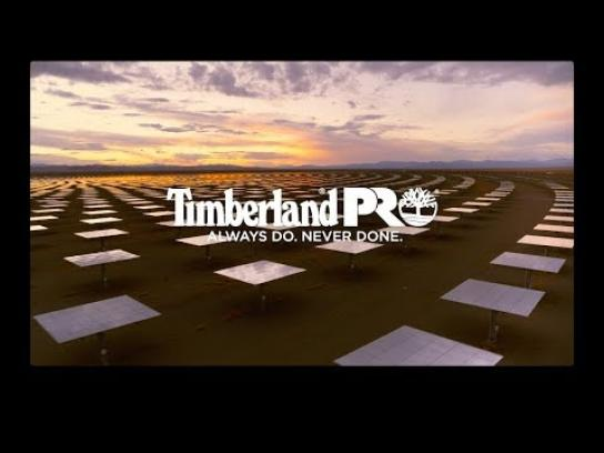 Timberland Film Ad - Solar