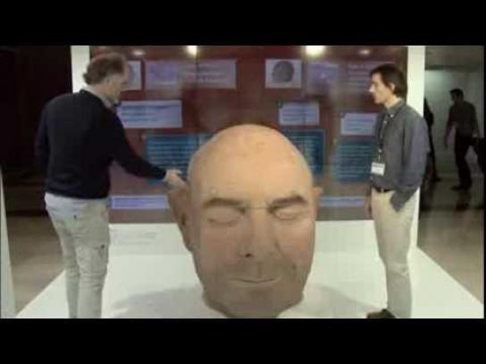 Actikerall Ambient Ad -  Kim's Head