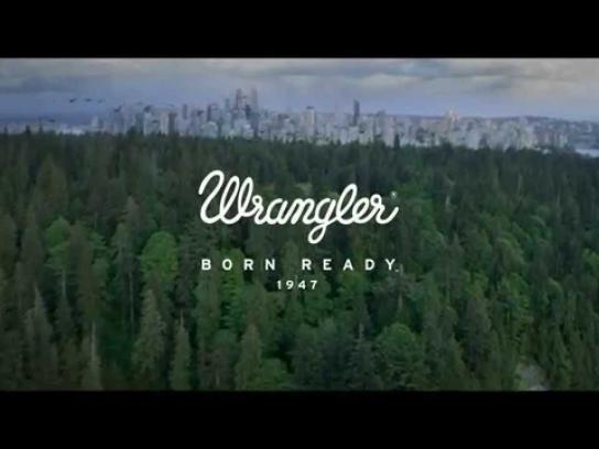 Wrangler Film Ad -  Born ready