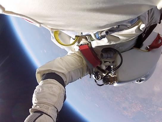 GoPro Film Ad -  Red Bull Stratos, The Full Story