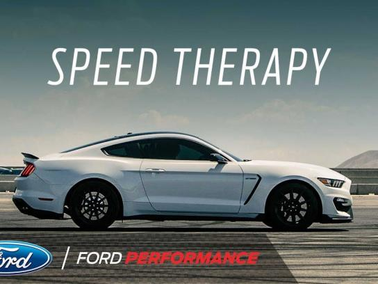 Ford Performance Film Ad - Speed Therapy
