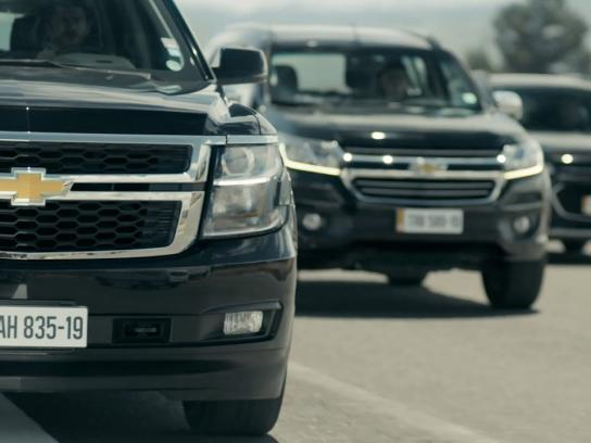 Chevrolet Film Ad - Choose the Icons for the New Generation, Choose a Chevy