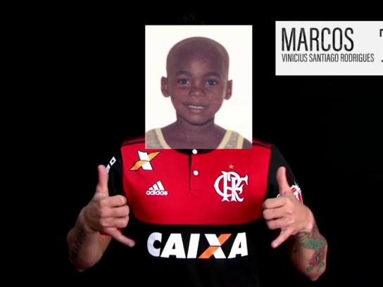 Flamengo Direct Ad - Hope's Line-up