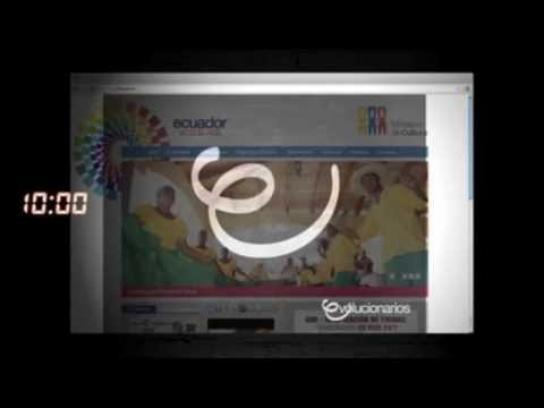 Government Of Ecuador Digital Ad -  Evolucionarios
