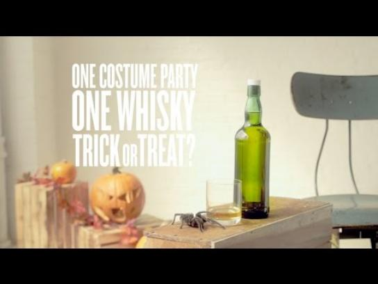 Laphroaig Digital Ad -  Opinions Welcome / Halloween