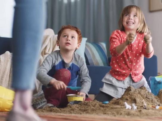 Kinder Film Ad - Time for children