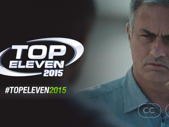 Top Eleven Film Ad -  Be a football manager