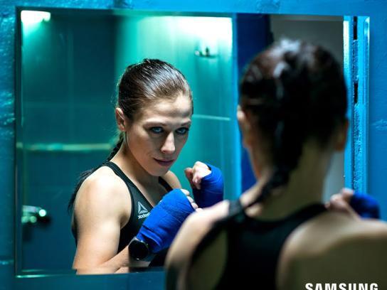 Samsung Film Ad -  Become a legend