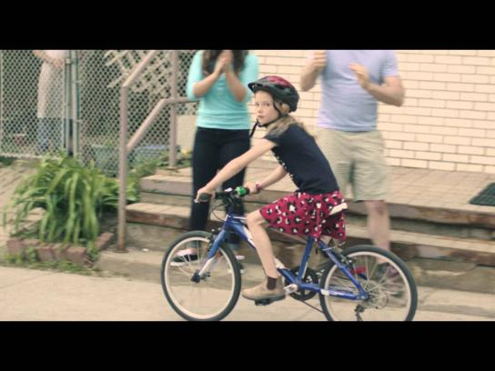 Canadian Paralympic Committee Film Ad -  The games are tough, the athletes are tougher