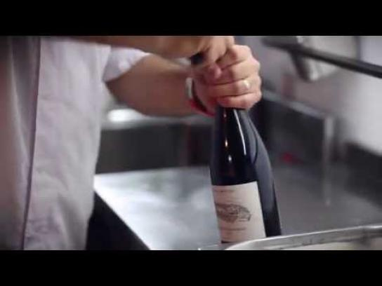 Carmel Wineries Digital Ad -  Foodography