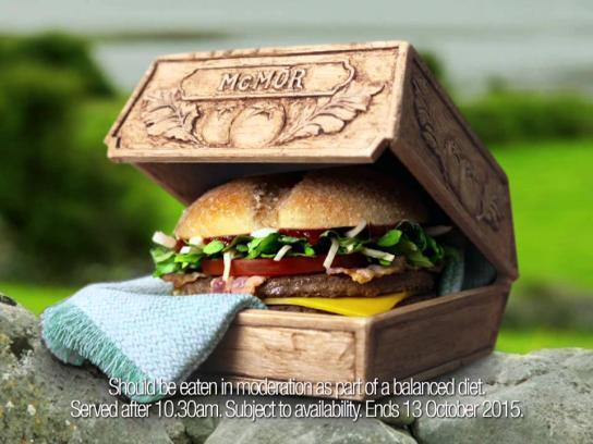 McDonald's Film Ad -  McMór