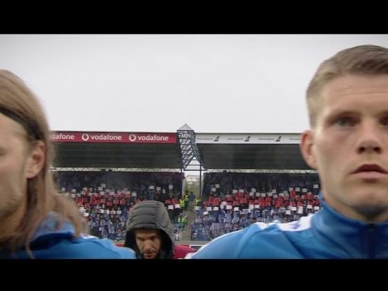 Iceland's Soccer Team Film Ad - Sons of Solidarity