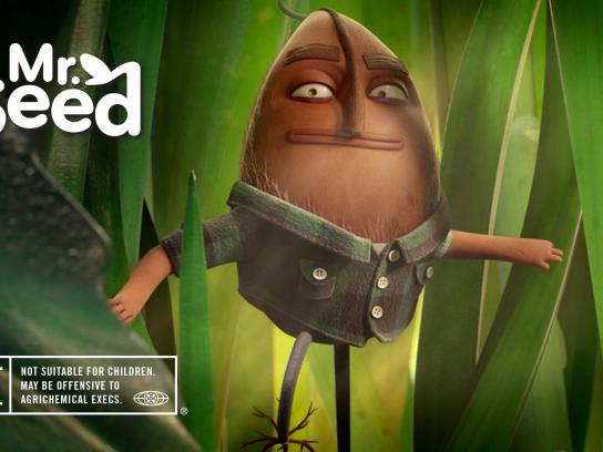 Clif Bar Family Foundation Digital Ad - Mr. Seed