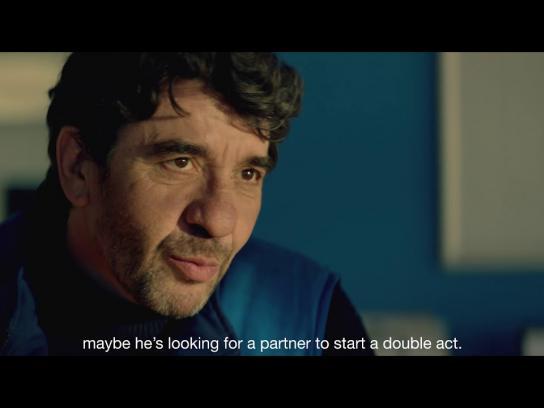 Speedy Film Ad - The Zariano Case