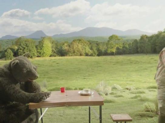 Tipp-Ex Digital Ad -  Hunter and bear's 2012 birthday party