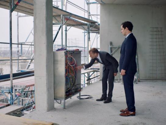 UBS Film Ad - UBS SwissSkills - Electrician