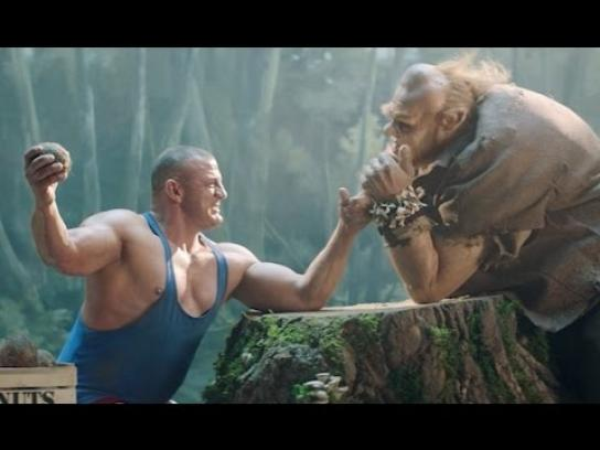 Advil Film Ad - Arm wrestle