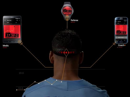 Samsung Digital Ad - brainBAND