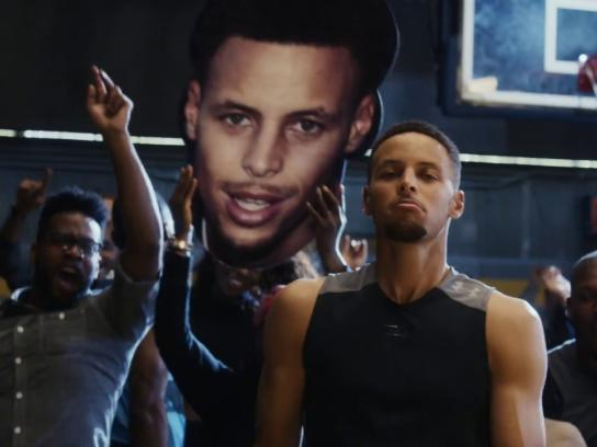 Muscle Milk Film Ad - Strong Feels Good feat. Steph Curry