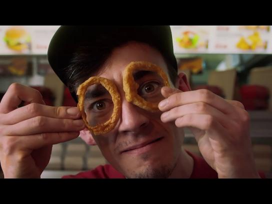 Food Standards Scotland Film Ad - It's Time To Say No To Upsizing – Fast Food