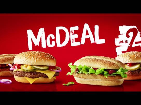 McDonald's Film Ad - Il Padrone