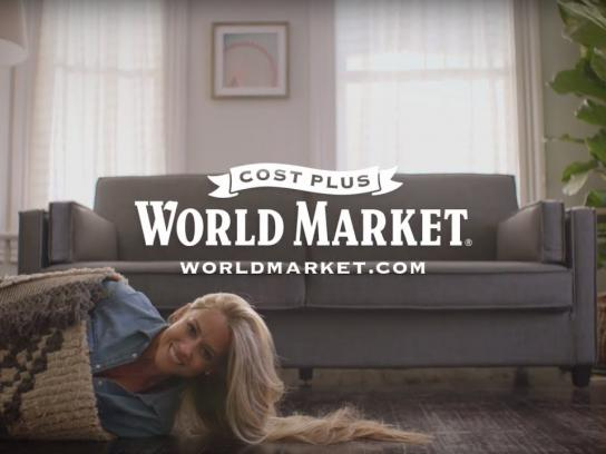 Cost Plus World Market Film Ad - Style and Storage