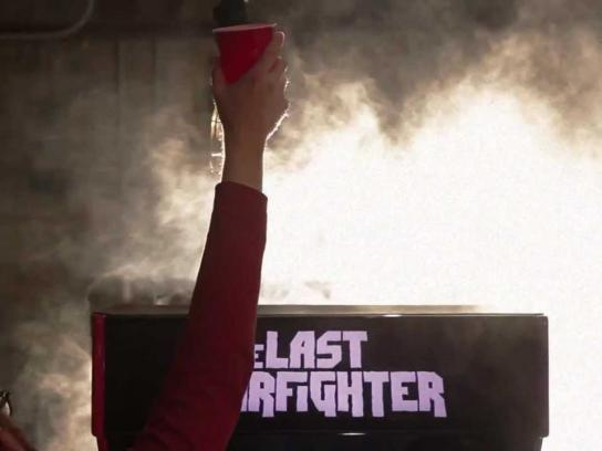 Big Boss Ambient Ad -  The Last Barfighter