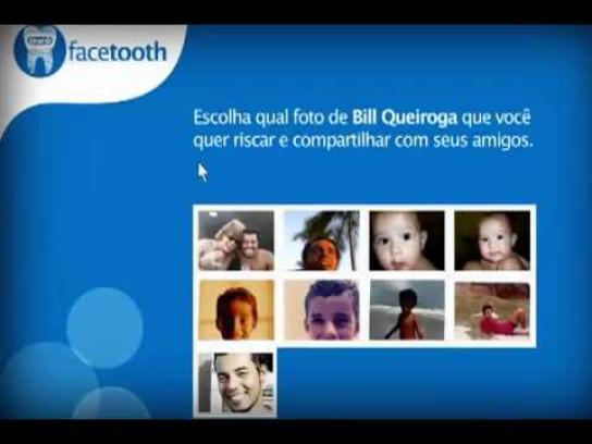 Oral-B Digital Ad -  Facetooth