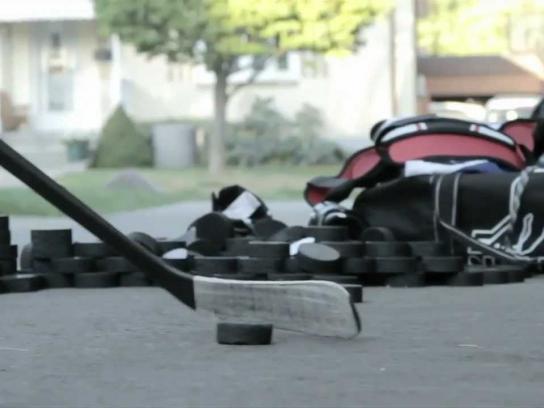 NHLPA Film Ad -  Avant Garage