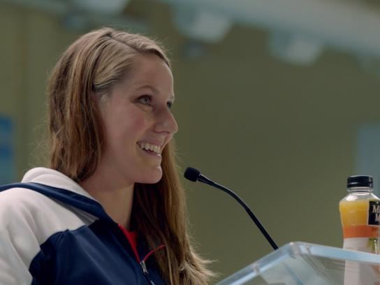 Minute Maid Digital Ad - Missy Franklin