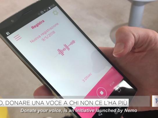 Centro Clinico Nemo Digital Ad - The Voice of Voices